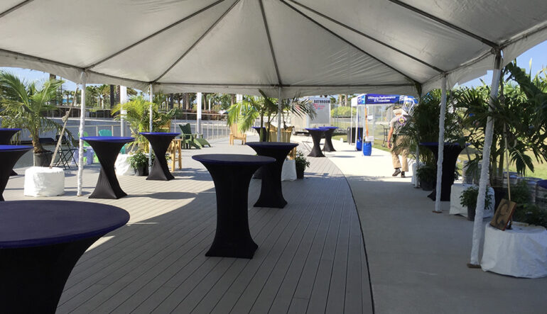 Tent Rentals - Air Conditioned Tents, Large & Small Tents